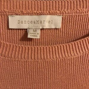 Dance & Marvel Sweaters - Mauve or dark pink sweater NWOT from Vici